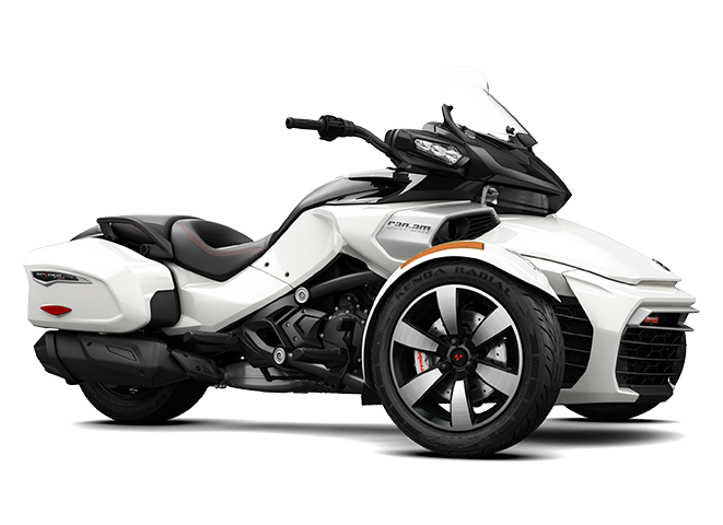 Can-am Spyder F3-T Limited