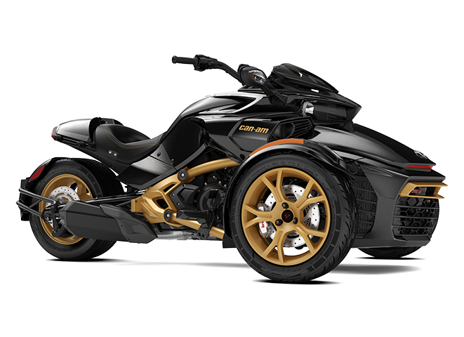 Can-Am Spyder F3-S 10th Anniversary Edition 27990,-