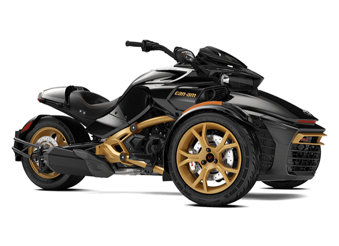 Can-Am Spyder F3-S special edition
