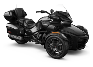 Can-Am Spyder F3 Limited (black)