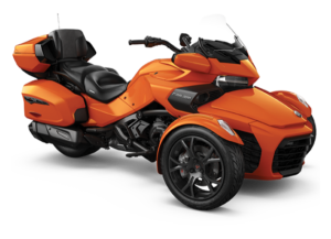 Can-Am Spyder F3 Limited (orange)