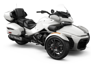 Can-Am Spyder F3 Limited (white)
