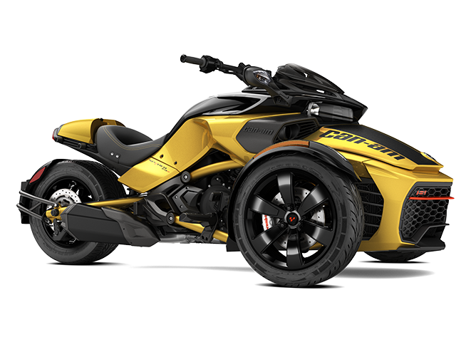 Can-Am Spyder F3 S Daytona