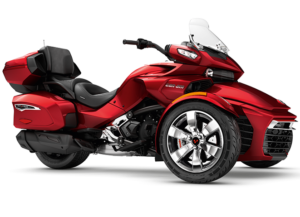 Can-Am Spyder F3 Limited (Red)