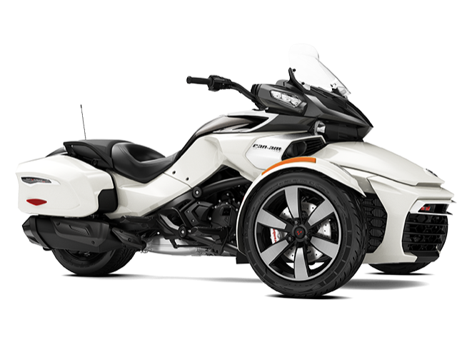 Can-Am Spyder F3 T