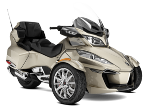 Can-Am Spyder RT Limited (Champagne)