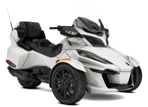 Can-Am Spyder RT Limited (White)