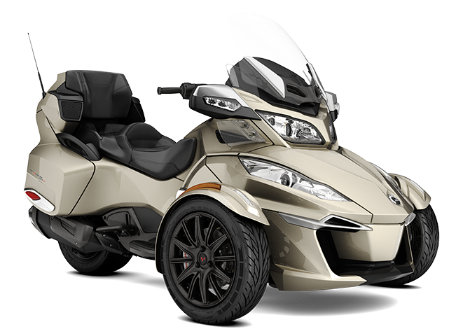 Can-Am Spyder RT-S (Champagne)