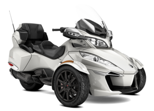 Can-Am Spyder RT-S (White)