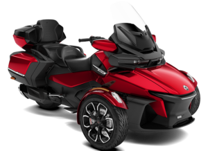 2020 Can-Am Spyder RT Limited Chrome