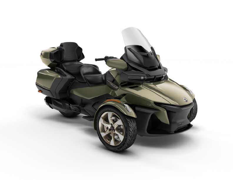 2021 Can-Am Spyder RT Limited Sea to Sky